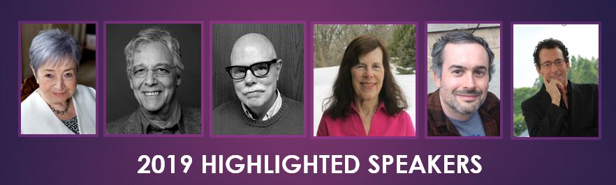 SCEH 2019 Highlighted Speakers